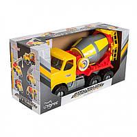 """Детская спецтехника Tigres """"City Truck"""" бетоносмеситель в коробке 39365"""