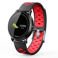 Смарт часы Fitness Tracker Qtech F4 (красные)