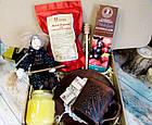 """Вкусный подарок для женщины - подарочный набор """"Чайный медовый"""", фото 3"""