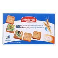 Тости пшеничні Minigrill з низьким вмістом солі 120 грам