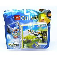 Конструктор Chima 98028-1 на планшете , 101 деталь