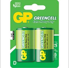 Батарейки GP 14Ж - S2 Dreencell R14, C (блістер 2 шт)