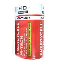 Батарейка Energycell HI-TECH R20, D, 2шт трей