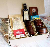 Оригинальный подарок для женщин - набор Craft мини | Ukrainian Gift Box