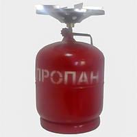 Газовый баллон 12 л с горелкой