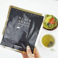HOLIKA HOLIKA PRIME YOUTH BLACK SNAIL REPAIR HYDRO GEL MASK Гидрогелевая маска с черной улиткой