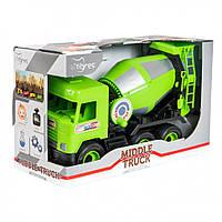 """Бетономешалка Tigres """"Middle truck"""" 39485"""