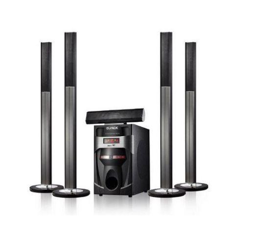 Мощная акустическая система 5.1 DJACK DJ-J5L 120W