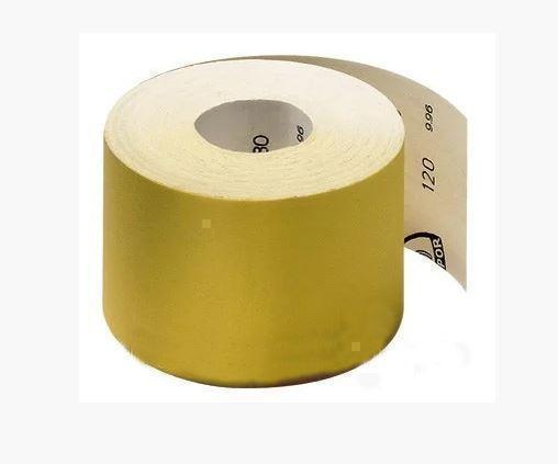Шлифовальная шкурка Klingspor PS 30 D 115мм х 50м зерно 80