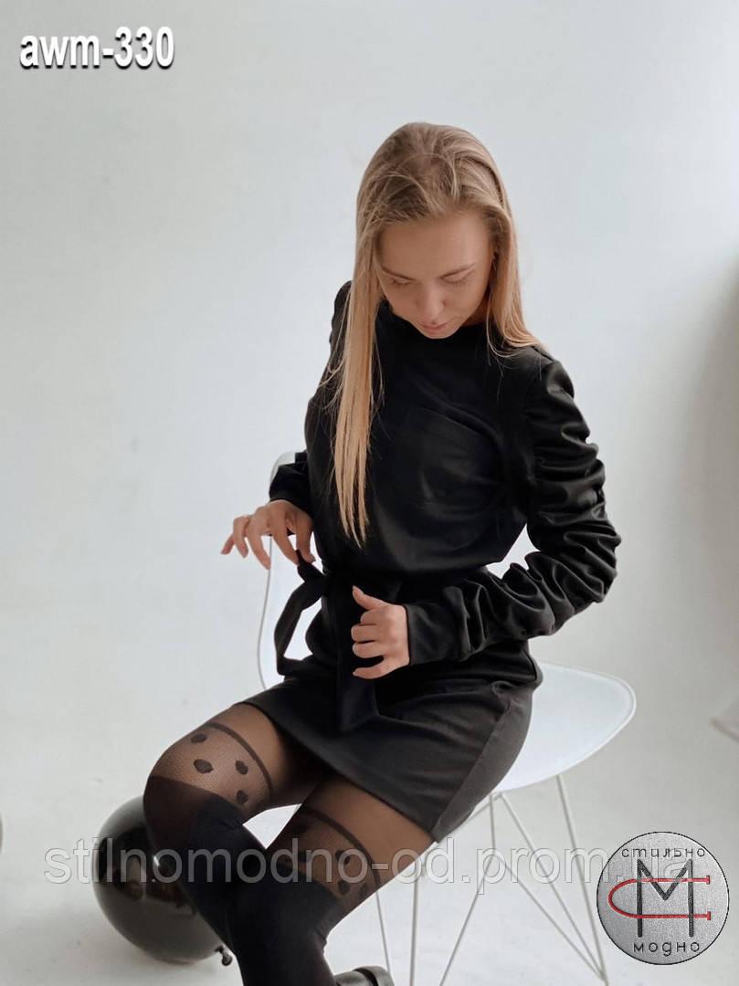 """Жіноче плаття  """"Рукав Жатка"""" від СтильноМодно"""