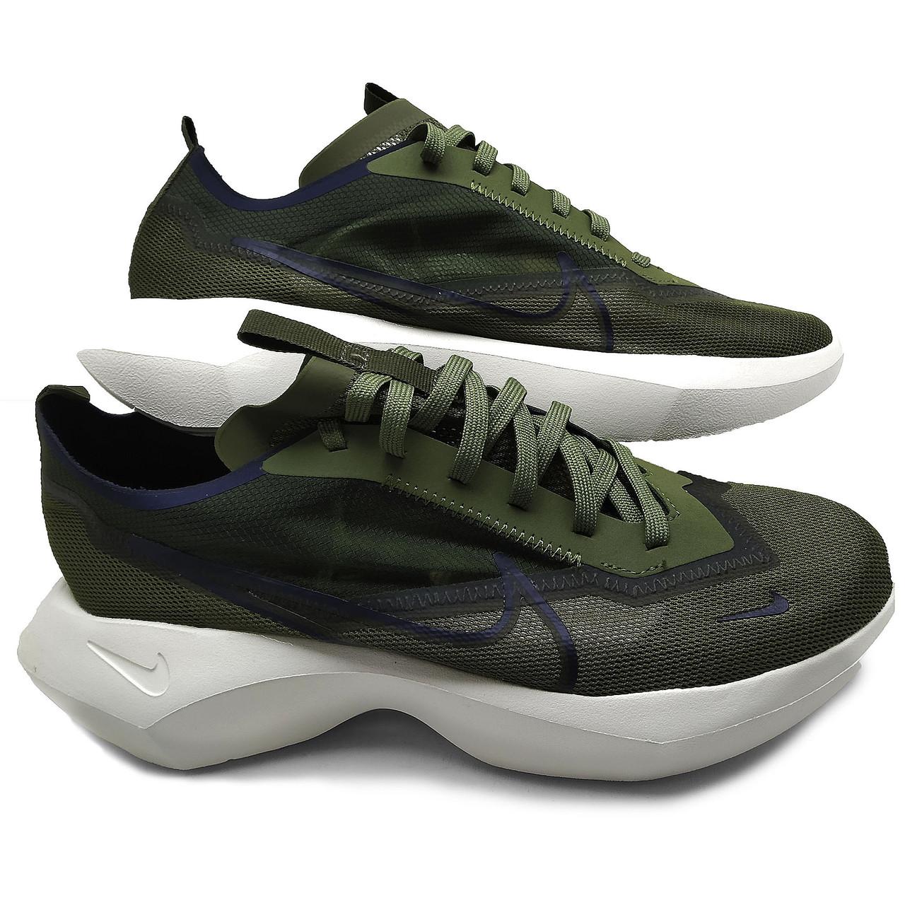 Кроссовки мужские в стиле Nike Vista Lite летние полупрозрачные футуристическая подошва