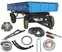 Запчасти к тракторным прицепам 2ПТС-4
