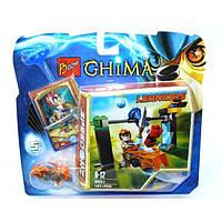 Конструктор Chima 98028-2 на планшете , 106 деталь