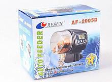Кормушка автоматическая для рыб, автокормушка Resun AF2005D