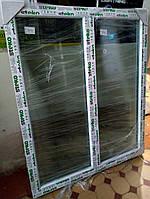 Металлопластиковое окно Steko S600, 1060х1310 мм, глухое.