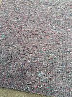 Войлок акустический 800х500х12 шумоизоляция в листах на самоклейке, фото 1