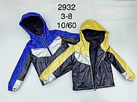 Куртка для мальчика, Buddy boy, 3,4,5,6,7/8 лет,  № 2932