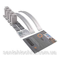 Электрический полотенцесушитель Q-tap Arvin 32706 SIL, фото 3