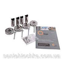 Электрический полотенцесушитель Q-tap Evia 11109 CRM, фото 3
