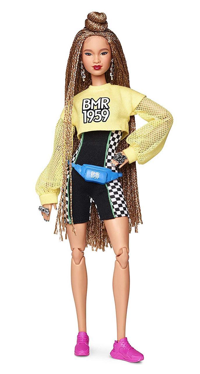 Кукла Барби БМР  Barbie BMR1959 Fully Poseable Fashion Doll with Braided Hair