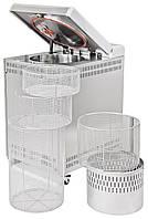 Лабораторний паровий стерилізатор на 64 л. горизонтальний (ASL60B базова версія )