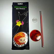Неонові браслети SoFun супер дівчинки glowpods