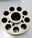 2051451 Ротор гидромотора хода ROTOR (Hitachi 9257254 / 9258325), фото 3