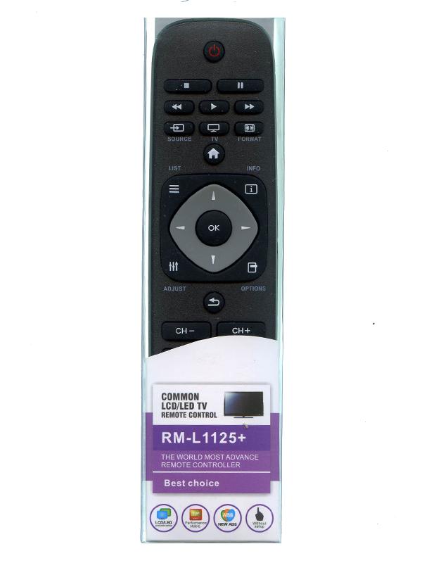 Пульт для Philips RM-L1125 универсальный, HUAYU