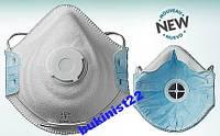 Респиратор многоразовый маска Химия Вирусы Гербициды Сварка Sup Air Франция Защита FFP2