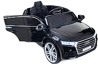 Электромобиль для детей AUDI Q5(черный)