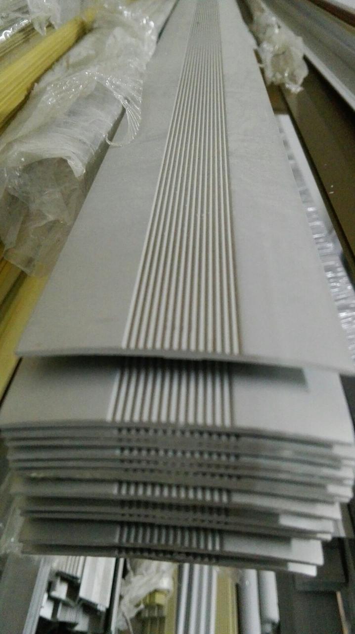 Алюминиевый порожек АП-015
