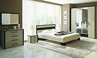 Спальня Скарлет комплект с шкафом 4д