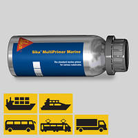 Маловязкая жидкая грунтовка Sika MultiPrimer Marine, 250 мл