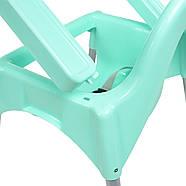 Стульчик для кормления трансформер 2в1 BAMBI ME 4209 Mint Гарантия качества Быстрая доставка, фото 3
