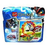 Конструктор Chima 98028-4 на планшете , 83 деталь