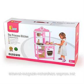 Детская деревянная кухня Viga Toys Кухня принцессы, фото 2