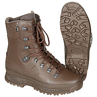 Берцы ВС Великобритании HAIX Alaska Boots Cold Wet Weather, оригинал, Б/У
