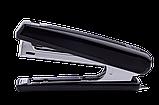 Степлер пластиковий BUROMAX 12л (скоби №10) ВМ.4127, фото 2