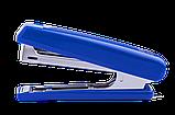 Степлер пластиковий BUROMAX 12л (скоби №10) ВМ.4127, фото 3