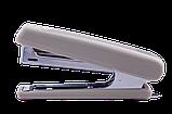 Степлер пластиковий BUROMAX 12л (скоби №10) ВМ.4127, фото 4