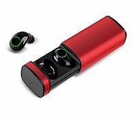 Беспроводные наушники X23 TWS Stereo Earbuds Bluetooth,красные