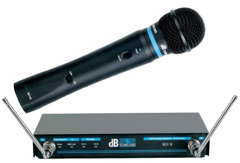 DB PU 901 MD