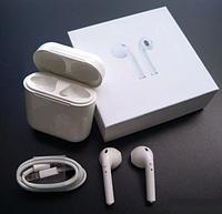 Беспроводные наушники Apple AirPods 2, Bluetooth гарнитура Эйрподс 2