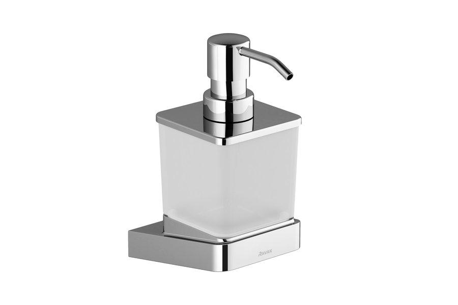 Дозатор для жидкого мыла (стекло) Ravak 10 ° TD 231.00