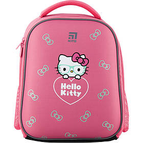 Рюкзак школьный каркасный Kite Education Hello Kitty HK20-555S