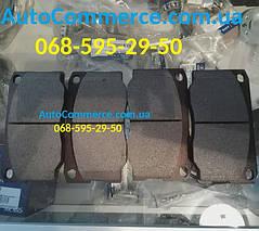 Колодки гальмівні передні дискові Hyundai HD65/72/78 Хюндай hd (581015HA30), фото 2