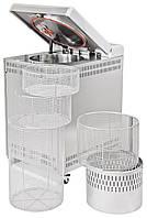 Лабораторний паровий стерилізатор на 104 л. горизонтальний (ASL100B базова версія)