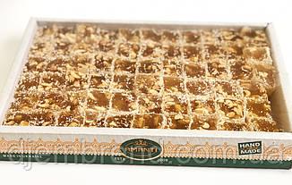 """Східні солодощі рахат-лукум """"Квадрат з арахісом зі смаком ванілі"""" Amanti, Україна, 2 кг."""