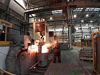 Новый участок литья запустили на филиале Минского моторного завода в Столбцах