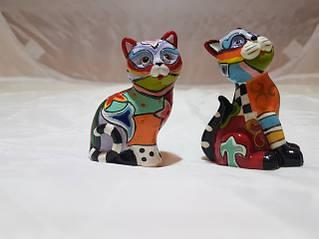 Статуэтки - коты и кошки